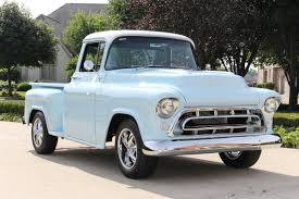 1957 Chevrolet 3100 | Classic Cars For Sale Michigan: Muscle & Old ... 1951 Chevy Truck No Reserve Rat Rod Patina 3100 Hot C10 F100 1957 Chevrolet Series 12 Ton Values Hagerty Valuation Tool Pickup V8 Project 1950 Pickup Youtube 1956 Truck Ratrod Shoptruck 1955 Shortbed Sold 1953 Pick Up Seven82motors Big Block Hooked On A Feeling 1952 Truck Stored Original The Hamb 1948 Project 1949 Installing Modern Suspension In An Early Classic Cars For Sale Michigan Muscle Old