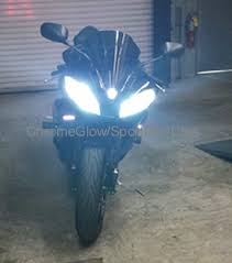 sportbike lites dual hid high low h7 sport bike headlight bulb