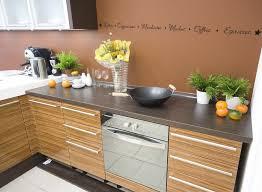 deco cuisine marron idée déco cuisine pour les passionnés de café 25 exemples