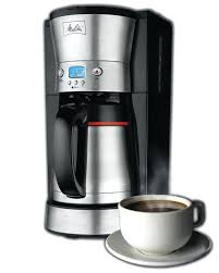 K Cup And Carafe Coffee Maker Delfino 8 Thermal Kitchenaid 12 Glass Review Gevalia
