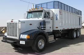 100 Silage Trucks 1988 Peterbilt 377 Silage Truck Item B5743 SOLD March 2