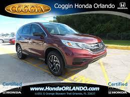 Honda CR-V For Sale In Orlando, FL 32803 - Autotrader