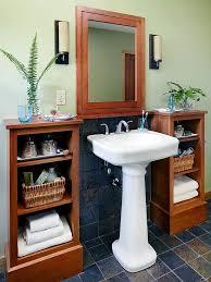 Pedestal Sink Storage Cabinet Home Depot by Bathroom Astounding Bathroom Pedestal Sink Storage Cabinet