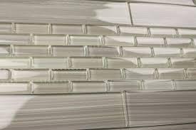 glass tile backsplash installation glass subway tile backsplash