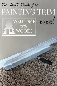 Painting Carpets by Best 25 How To Paint Trim With Carpet Ideas On Pinterest Paint