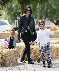 Underwood Pumpkin Patch Moorpark by Kourtney Kardashian Takes Her Kids Mason And Penelope And Her