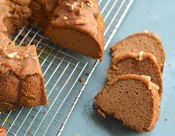 Pumpkin Spice Bundt Cake Using Cake Mix by Pumpkin Bundt Cake With Pumpkin Spice Frosting Paleo Gluten Free