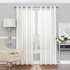 liberty uv light filtering sheer window curtain