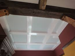 Tilton Coffered Ceiling Canada by Simple Foam Coffered Ceiling Kits For Do It Yourself Coffered