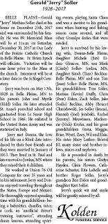 Obituary for Gerald