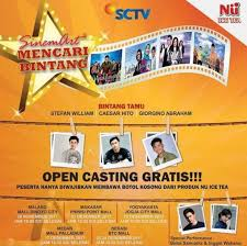 Sinemart Looking For Stars At Jogja City Mall