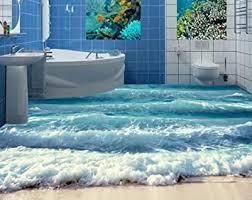 yosot benutzerdefinierte 3d boden ozean wellen tapete 3d
