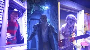 Halloween Mazes In Los Angeles by 4k Freddy Jason Leatherface All In 1 Maze Highlights
