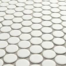 Home Depot Merola Penny Tile by Merola Tile Concret Rombo Big Ben 8 3 4 In X 8 3 4 In Porcelain