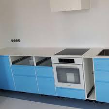 ikea küche mit arbeitsplatten nach maß granit quarzstein