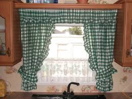 Kitchen Curtain Ideas Diy by Kitchen Curtain Pattern Ideas Scandlecandle Com