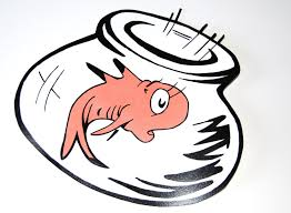 Cat In The Hat Fish Bowl