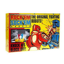 ROCK EM SOCK ROBOTS Game