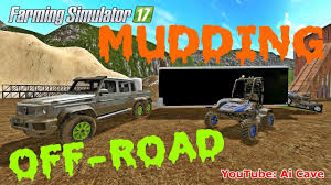 100 Truck Mudding Games Farming Simulator 17 OffRoad Mercedes AMG G65 QUAD