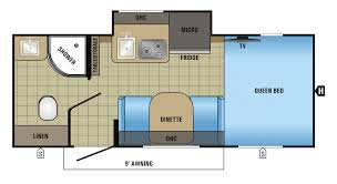 2010 Jayco 5th Wheel Floor Plans by Rpod Floor Plans 2017 Forest River R Pod 180 Floor Plan 2010 R Pod