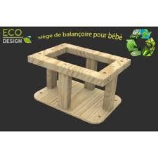 siege balancoire bébé fabrication d un siège de balançoire pour bébé en bois eco