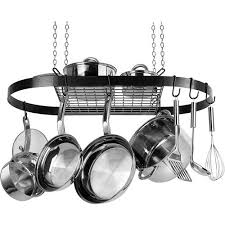 Charming Hanging A Pot Rack 69 For Your Minimalist Design Room
