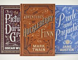 Barnes & Noble Classics Titles — The Dieline