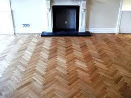 Herringbone Wood Floor Installation 171l