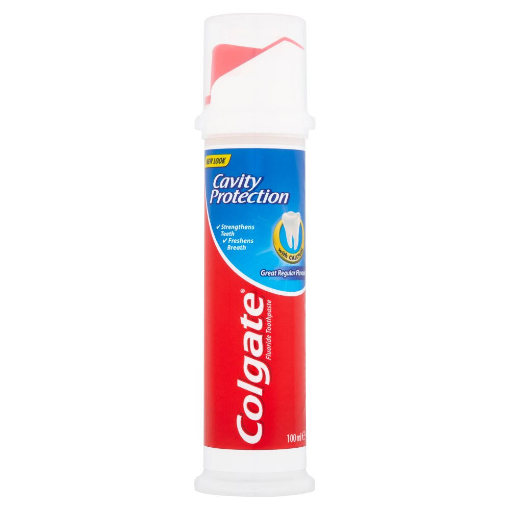 Colgate Cavity Protection Toothpaste Pump - 100ml