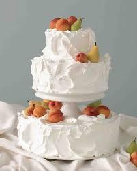 French Post Impressionism Wedding Cake