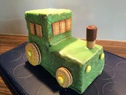 bulldog traktor kuchen zum 2 geburtstag kuchen