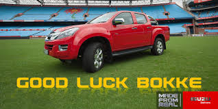 Isuzu South Africa On Twitter: