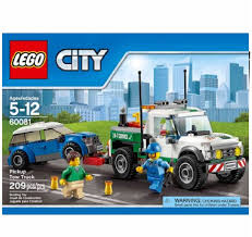 Buy LEGO City Great Vehicles Pickup Tow Truck In Cheap Price On ...