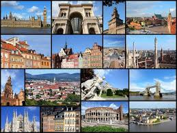 Download Europe Travel Stock Image Of City Collection