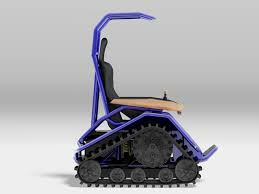 Hoveround Power Chair Accessories by Ziesel Off Road Wheelchair By Mattro Conquers All Weather And
