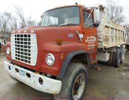 100 1979 Ford Truck For Sale 8000 Dump Truck Item L5600 SOLD April 14 Cons