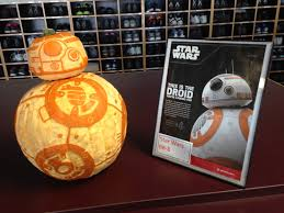 Nerdy Pumpkin Carving by Star Wars Bb 8 Pumpkin Carving Imgur