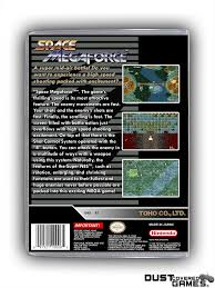 Space Megaforce - Super Aleste SNES Super Nintendo Game Case Box ...