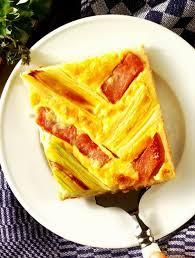 tarte sucree sans pate quiche sans pâte cuisiner et réussir la quiche sans pâte
