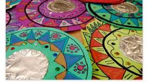 Arts And Crafts To Do At Home Step By Best Of Mandala Painted Designs With