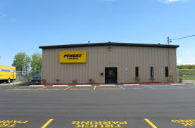 100 Penske Truck Renta 8265 Peach St Erie PA 16509 Freestanding Property For Lease On