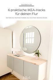 6 praktische ikea hacks für den flur badezimmer ideen ikea