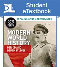 OCR GCSE History Explaining The Modern World Period And Depth Studies Student