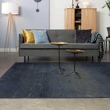 vintage teppich obi zuiver streifenmuster polyester