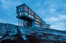 100 Todd Saunders Architect Duet Display On Twitter Love The Fogo Island Architecture