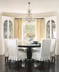 This Room By Designer Erin Page Pitts Is Lovely And With A Round Table Rug May Be More Of Challenge