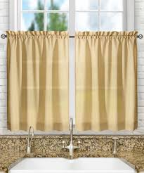 Window Art Tier Curtains And Valances by Amazon Com Ellis Curtain Stacey Tailored Tier Pair Curtains 56