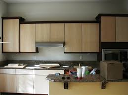two tone kitchen designs popular kitchen paint colors copper