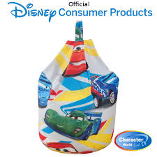 Bean Bag Bed Shark Tank by Disney Cars Bean Bag Official Disney Merchandise Lancashire Linens
