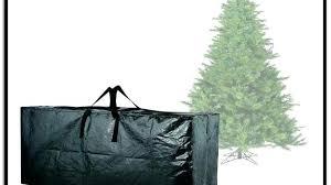 Tree Storage Christmas Tote With Wheels Box Target